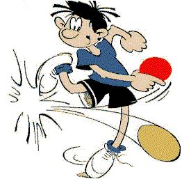 Information tennis de table
