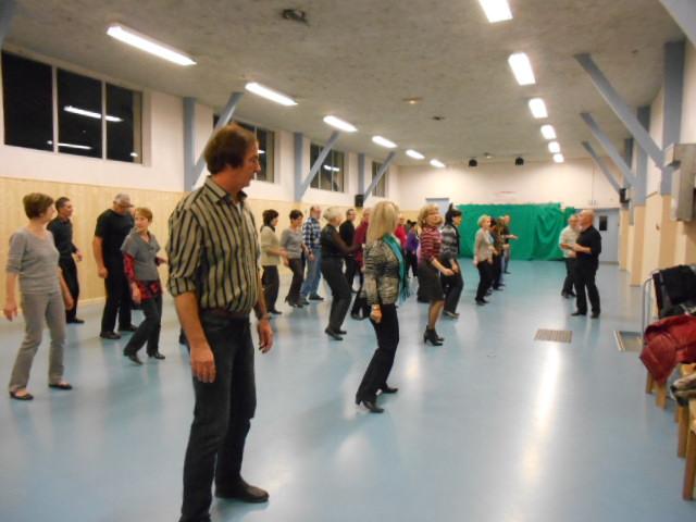 Relance de la danse de salon site du grs chauffailles - Nom de danse de salon ...