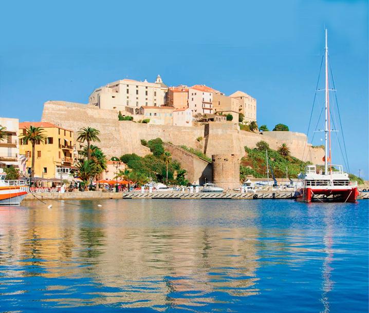 Séjour en Corse du Nord