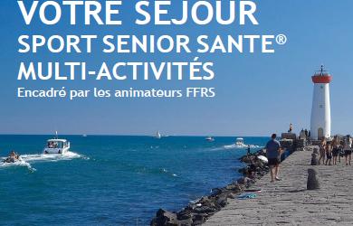 Séjour national Sport Senior Santé