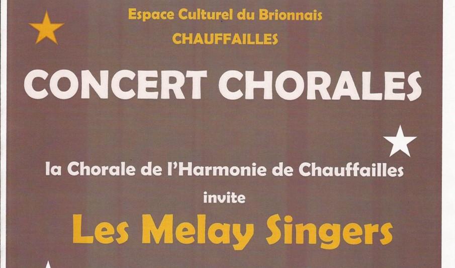 ECB : Concert Chorales