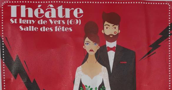 Théâtre à St Igny de Vers