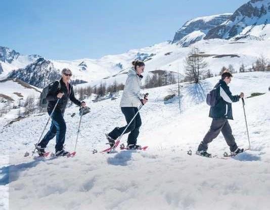 """Votre séjour neige FFRS """"Sport Sénior"""""""
