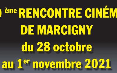 50 ème rencontre cinéma de Marcigny