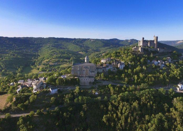 Projet de Séjour Rando et Cyclo en VVF Les Bastides en Aveyron